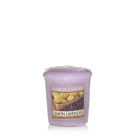 Lemon Lavender Votive Candle